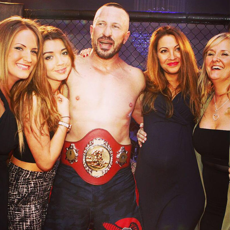 Geoff Snelling MMA