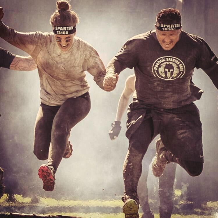 Geoff Snelling Spartan Race
