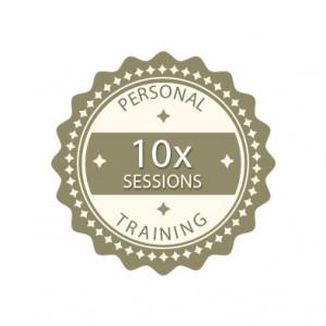 10 Training Sessions